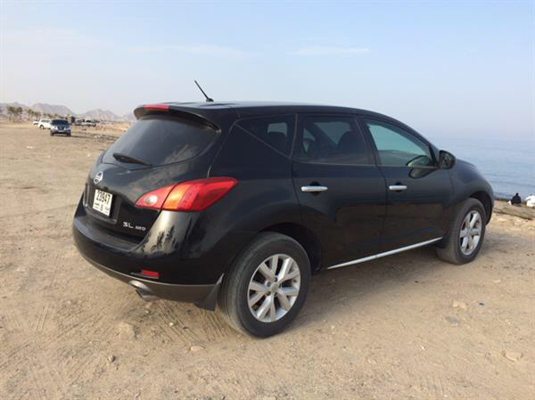 Murano 2009 4X4, Very Neat And clean With Black Leather Interior, New Tires.