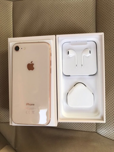 iPhone 8 256GB;apple warranty;Never used