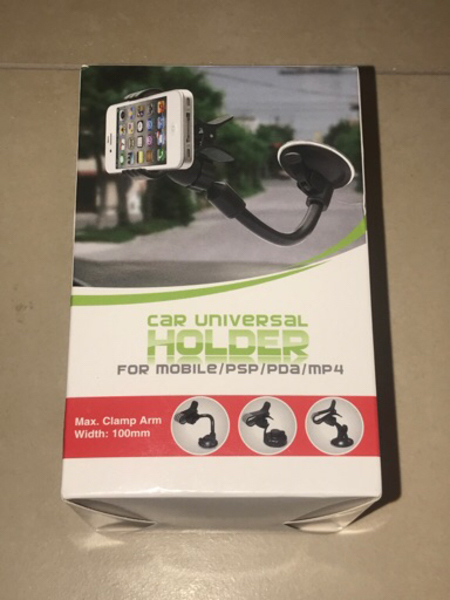 Universal Flexible mobile stand for cars