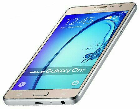 Samsung On 7.. Brand New Pack .. For Aed 550
