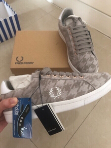 Used NEW Authentic Fred Perry Sneakers: 38 EU in Dubai, UAE