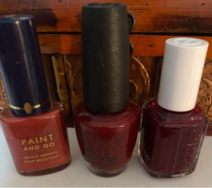 Used OPI,  Essie and paint & Go collection  in Dubai, UAE