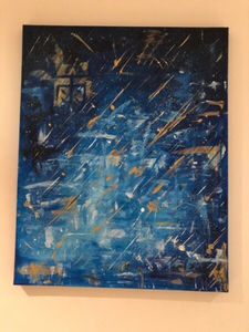 Used Abstract Art #2 in Dubai, UAE