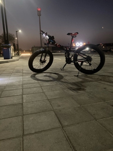 Used Land Rover Fat bike (650 Aed) Dm me in Dubai, UAE