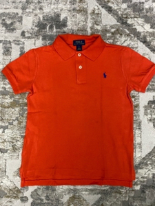 Used POLO Ralph Lauren for kids Orange 6yrs in Dubai, UAE