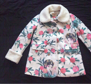 Used original hey lads coat (for girls) in Dubai, UAE