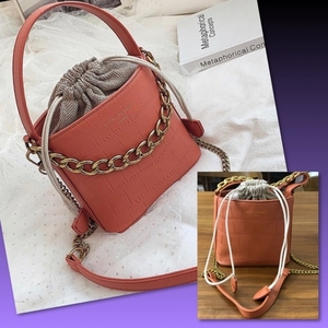 Used FASHIONABLE MINI BUCKET BAG in Dubai, UAE