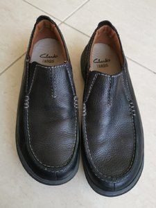 Used Clarks shoe new in Dubai, UAE