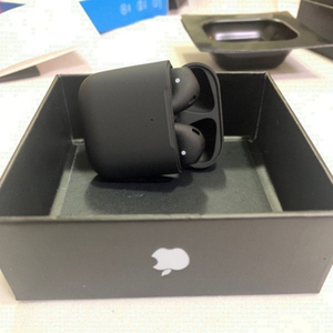 Used Apple Airpod 2 Master Copy Black Wow in Dubai, UAE