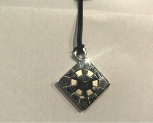 Used Brand new necklace with star sign in Dubai, UAE