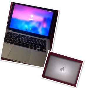 "Used MacBook 💻 Pro 13"" 2 GHz processor ♥️ in Dubai, UAE"