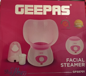 Used Geepas Facial Steamer GFS 8701 in Dubai, UAE