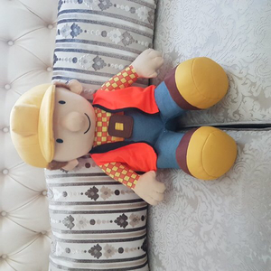 "Used 👨🏻‍🚒Soft Toys ""Bob the Builder""😊 in Dubai, UAE"