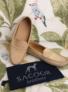 Used Sacoor Brothers Ladies' Driving Shoes in Dubai, UAE