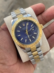 Used Rolex Blue dial Watch in Dubai, UAE