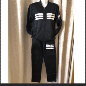 Used Black tracksuit size L asian in Dubai, UAE