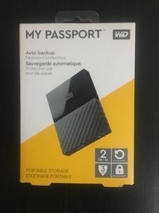 Used 2TB WD External HDD in Dubai, UAE