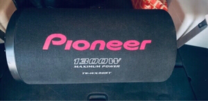 Used Pioneer 1300W Subwoofer in Dubai, UAE