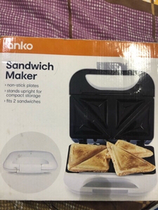 Used Sandwich maker used once only in Dubai, UAE