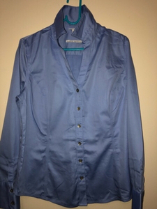 Used Calvin Klein Women's Long Sleeve Blouse  in Dubai, UAE
