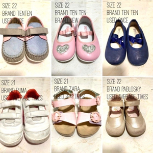 Used Baby shoes (sizes eur 21-22) in Dubai, UAE