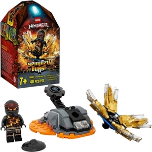 Used Lego NINJAGO Spinjitzu Burst Col (48 pc) in Dubai, UAE