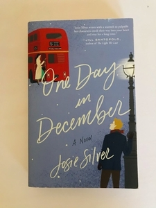 Used One day in December novel, new  in Dubai, UAE