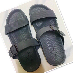 Used Gray Sandals size 36 ♥️ in Dubai, UAE