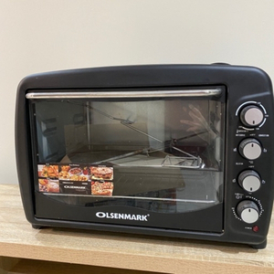 Used OlsenMark Electric oven in Dubai, UAE