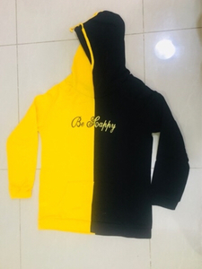 Used Hoodie ( yellow & black) in Dubai, UAE