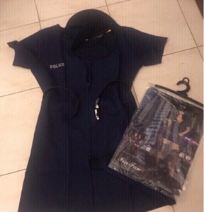 Used Police trendy dress uniform  in Dubai, UAE
