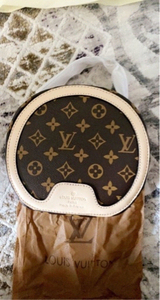 Used LV round bag copy  in Dubai, UAE