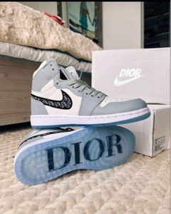 Used Nike Dior High cut 41 (sizes 36-41) in Dubai, UAE