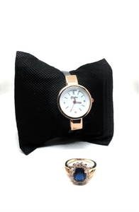 Used Women's watch Black  in Dubai, UAE