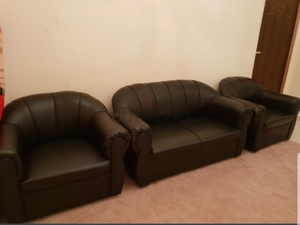 Used Sofa 2+1+1 seaters in Dubai, UAE