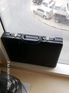 Used SAMSONITE SANTOR LEATHER in Dubai, UAE