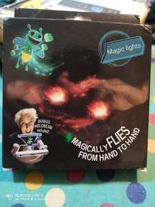Used Magic Light Magically Flies hand 2 hand in Dubai, UAE