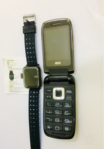 Used Smart watch+mobile  in Dubai, UAE