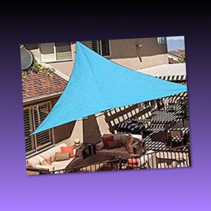 Used TRIANGLE SUN SAIL CANOPY in Dubai, UAE