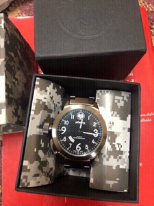 Used exclusive men infantry brand watch in Dubai, UAE