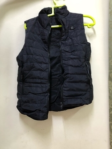 Used Smart Heated Jacket black 2XL in Dubai, UAE