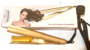 Used 2in1 Hair Curling Iron Hair Straightener in Dubai, UAE