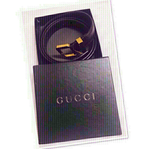 Used Authentic Gucci Belt brown size 90/36♥️  in Dubai, UAE