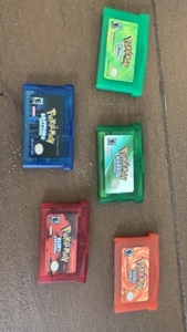Used Rare pokemon games in Dubai, UAE