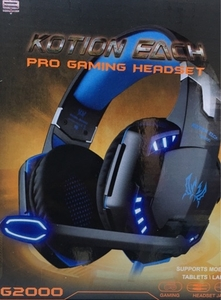 Used Gaming Headphone G2000 in Dubai, UAE