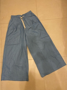 Used Wide legs trousers size L in Dubai, UAE