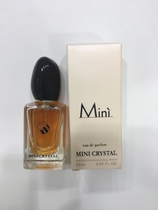 Used Armani Si Mini Crystal 25ml Perfume  in Dubai, UAE