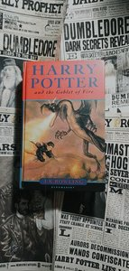 Used Harry Potter the Goblet of Fire in Dubai, UAE