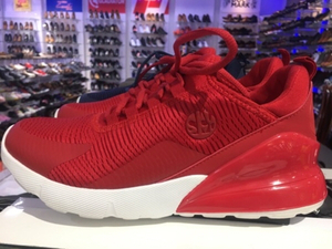 Used Red colour shoes in Dubai, UAE