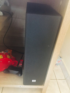 Used Jbl cinema sb 150 soundbar with  subwoof in Dubai, UAE